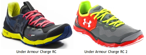 Zapatillas de running Under Armour Charge RC