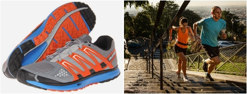Zapatillas de trail running Salomon City Trail X-Scream